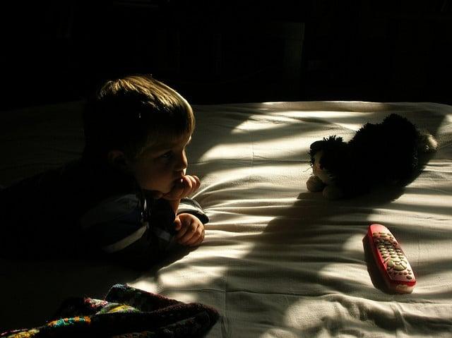Eigenes TV-Gerät für Kinder