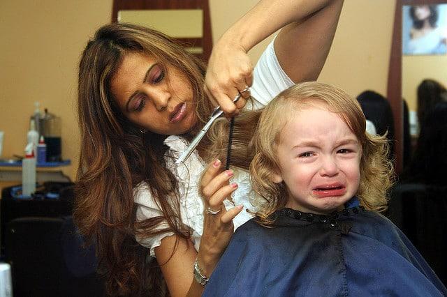 Haareschneiden