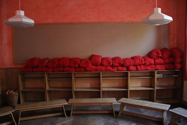 Klassenraum der 1. Klasse unsere Waldorfschule