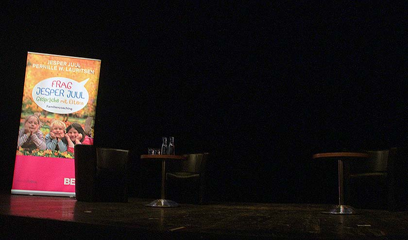 Jesper Juul im Thalia Theater Hamburg