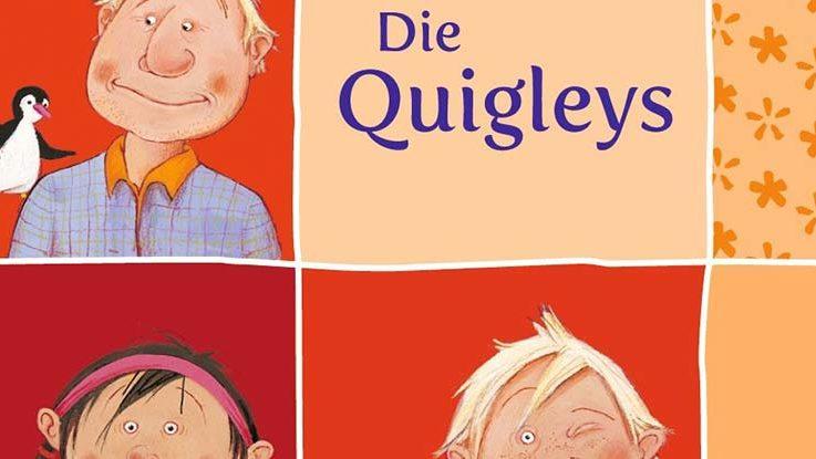 Die Quigleys Nr 1. Buchcover