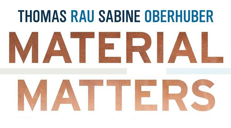 Material Matters Coverausschnitt