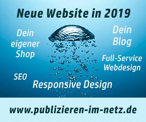 WordPress Webdesign: Neue Website, dein neuer Blog, deine eigener Online-Shop! Jetzt angehen!