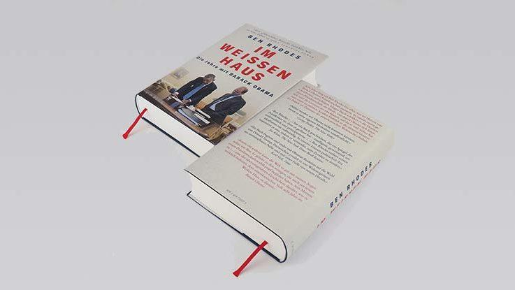 Buch: Im Weißen Haus: Die Jahre mit Barack Obama