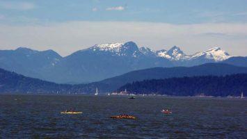Familien-Reiseziele in Kanada