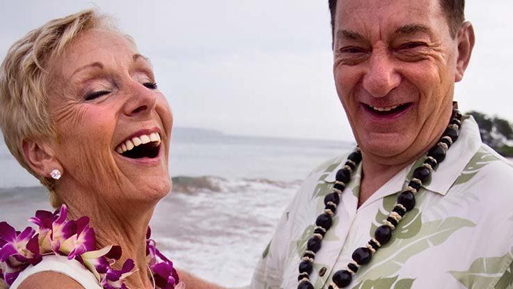 Älteres Paar: Die besten Jahre