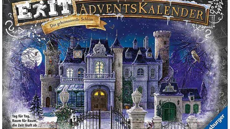 Adventskalender Ohne Schokolade Rätselspaß Von Ravensburger