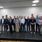 Moderatoren der Arbeitsgruppen der Tischgespräche beim Väter-Summit