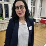 Claudia Balan von der Uni Düsseldorf