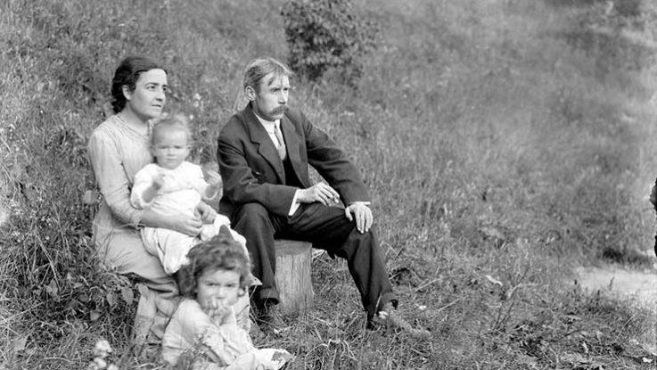 Kostenlose Bilder aus dem Internet: Familie 1913