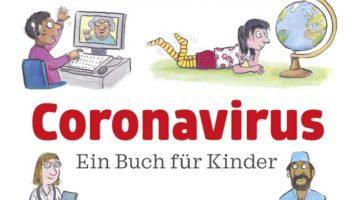Kostenfreies Coronavirus Infobuch für Kinder