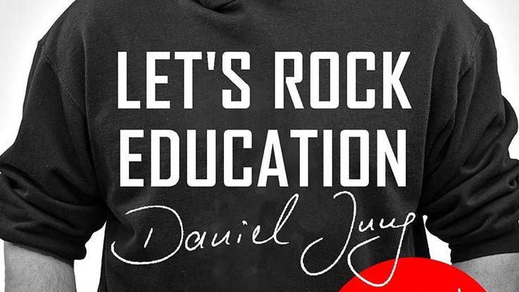 Let´s Rock Education Coverausschnitt