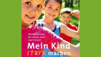 Ausschnitt Buch-Cover: Mein Kind stark machen
