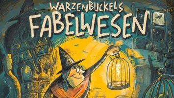 Cover des kostenlosen Hörspiels Warzenbuckels Fabelwesen