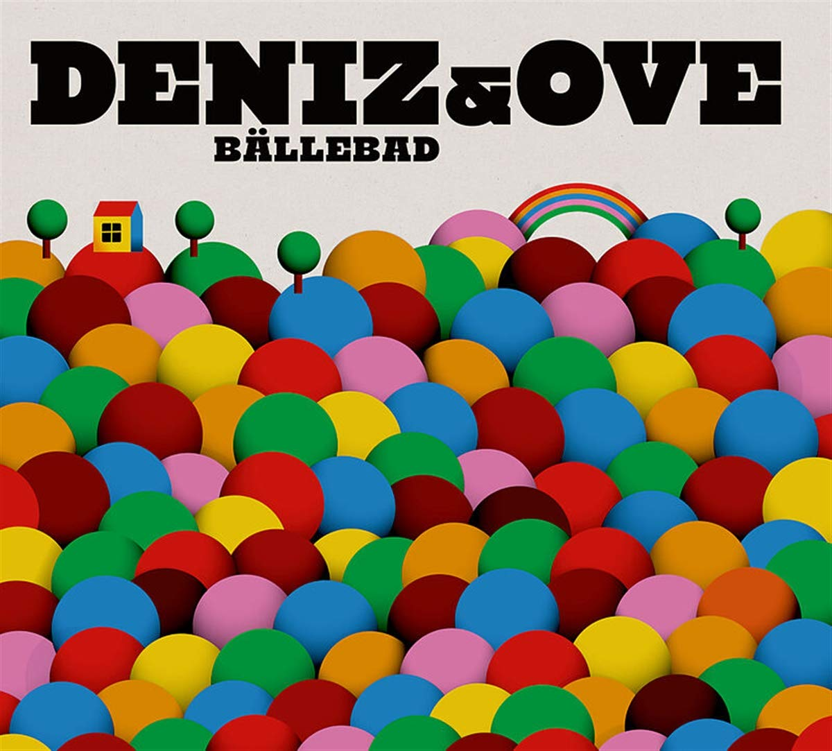 CD-Cover: Musik-Tipp: Deniz & Ove - Bällebad